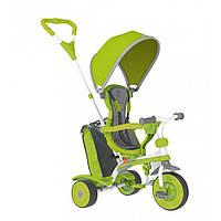 Детский велосипед Spin зеленый Y STROLLY Strolly (100835)