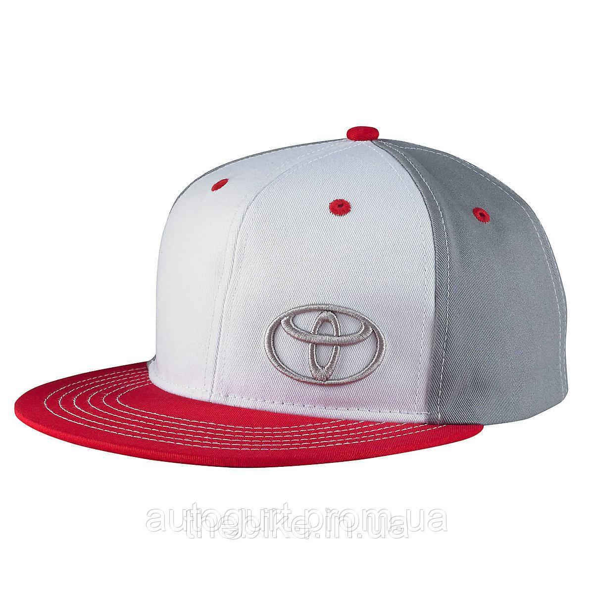 Бейсболка Toyota Princeton Flat Bill Cap