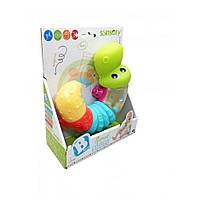 Развивающая игрушка конструктор Кроко Sensory (005179S)