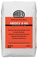 ARDEX A 46 устойчивая шпатлёвка  по бетону