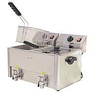 Фритюрница электрическая Rauder HDF-8+8, фото 1