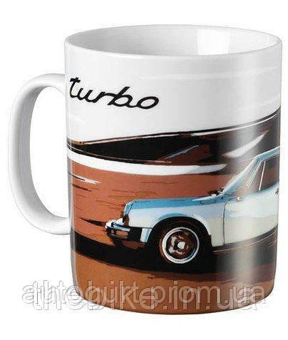 Коллекционная кружка Porsche 911 Turbo Mug