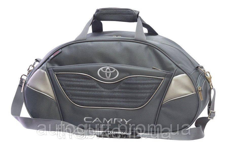 Спортивная сумка Toyota Camry Sports Bag, Grey