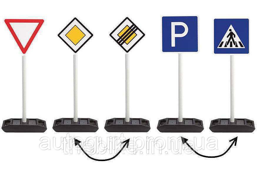 Дорожные знаки BMW Traffic Signs 1