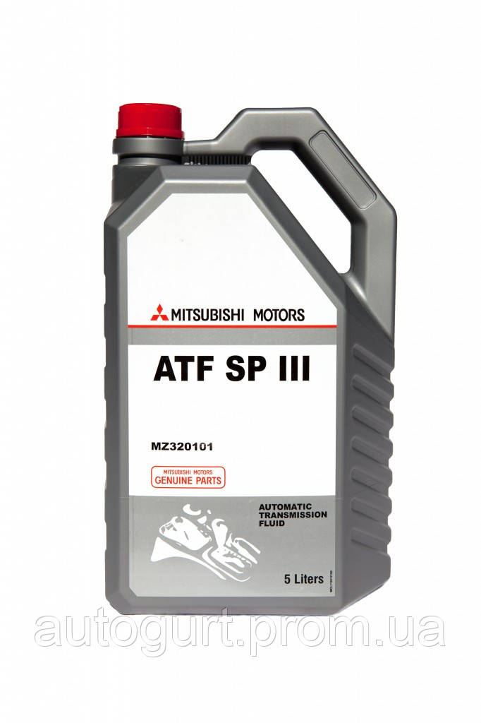 Масло трансмиссионное Mitsubishi DiaQueen ATF SP-III (4л)