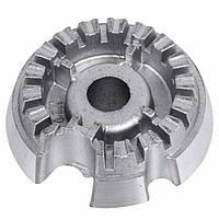 Горелка - рассекатель маленькаяпод крышку для газовой плиты Gorenje 222622