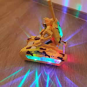 Танк -робот трансформер