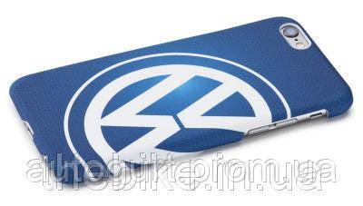 Чехол Volkswagen Logo iPhone 6/6S Cover, Blue