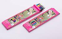 Набор карандашей гнущихся, 6 цветов, Leonardo