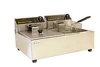 Фритюрница электрическая Rauder JEF-8+8, фото 1