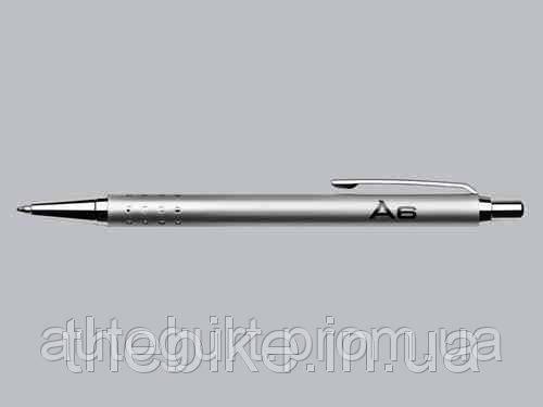 Шариковая ручка Audi A6 Ballpoint Pen, Silver