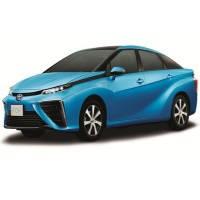 Toyota на водородном топливе