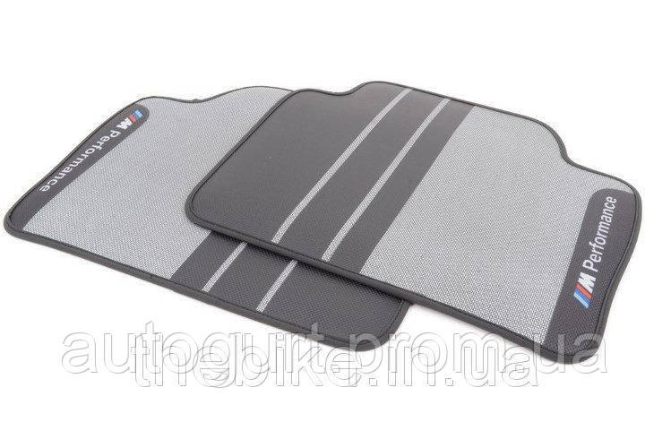 Задние ножные коврики M Performance для BMW 3 (F30)