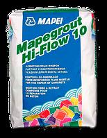 Безусадочная смесь для  восстановления бетона - Mapegrout Hi-Flow 10 Mapei | Мапегроут Хай Фло 10 Мапей