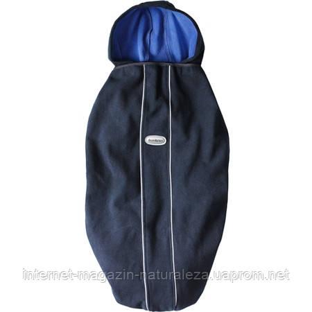 Чехол для рюкзака-кенгуру BabyBjorn синий