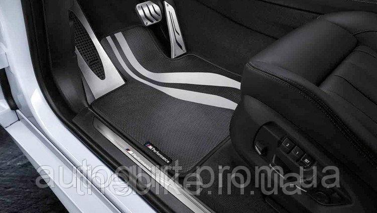 Коврики передние оригинальные M Performance для BMW X5 (F15)