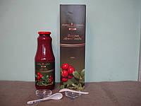 Брусничная паста (в собственном соку) 1000 грамм., фото 1