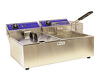 Фритюрница электрическая Rauder CEF-10+10B, фото 1