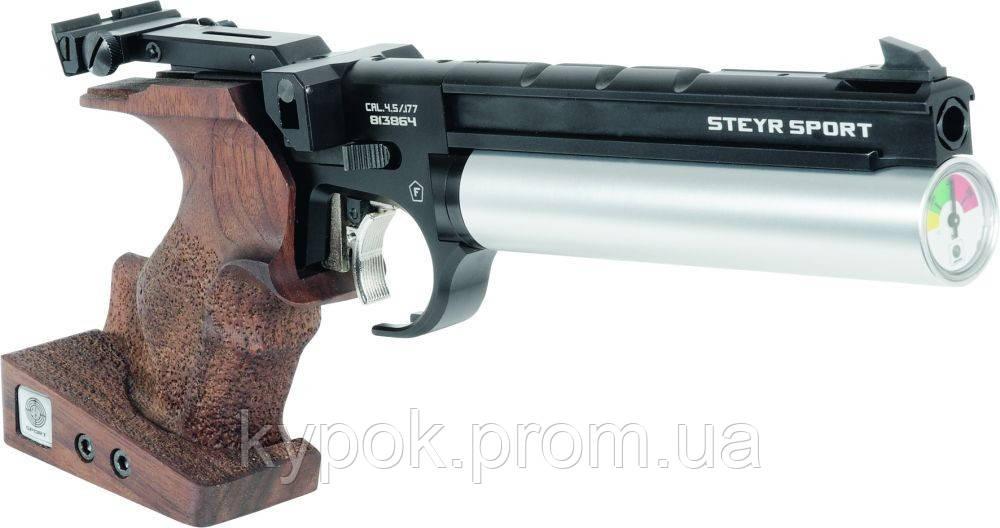 Umarex Пневматический пистолет Umarex Steyr LP 10P Silver Gr.M