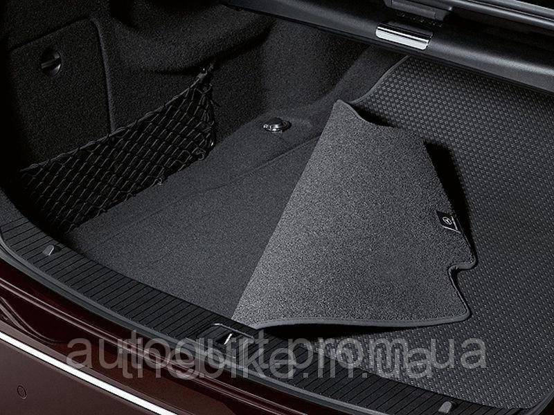 Двусторонний коврик в багажник для Mercedes S-Class W222
