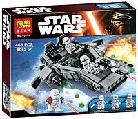 Конструктор Bela серия Star Wars 10576 Снежный спидер Первого Ордена (аналог Lego Star Wars 75100)