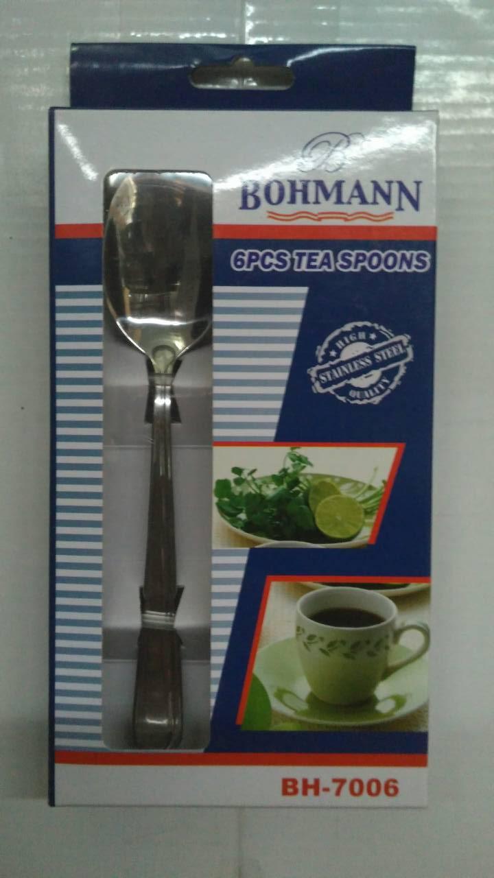 Набор чайных ложек Bohmann BH 7006-A