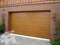 Гаражные секционные ворота Ryterna R40