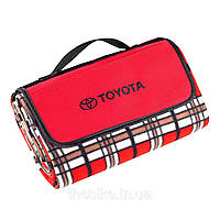 Плед для пикника Toyota On-the-Go Picnic Blanket