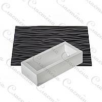 Набор Kit Buche Wood - Силиконовая форма и текстурный коврик - Silikomart