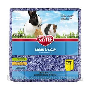 Kaytee Clean&Cozy Purple Клин&Кози ЧИСТО&УЮТНО ФИОЛЕТОВЫЙ подстилка для грызунов, целлюлоза