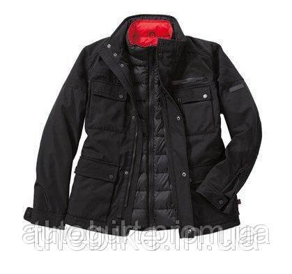 Мужская куртка Porsche 2-in-1 Jacket Men, 911 Collection, Black