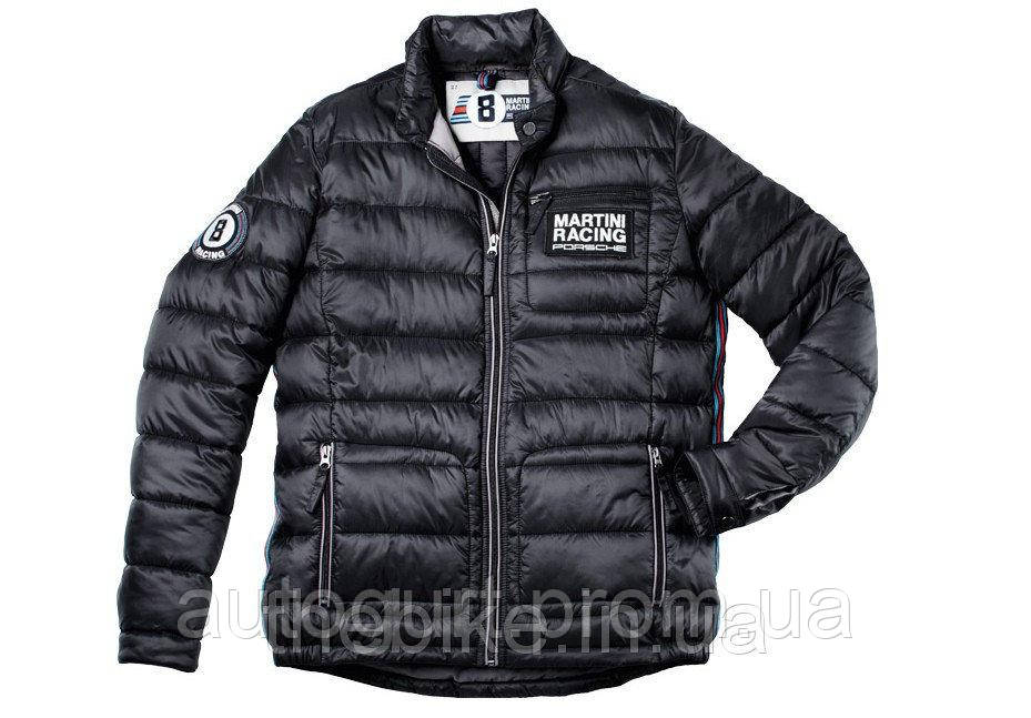 Мужская куртка Porsche Men's Jacket Martini Racing LE, Black