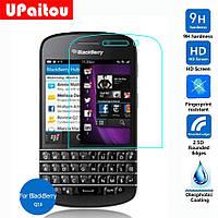 Защитное стекло Blackberry Q10.