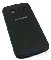 Задняя часть корпуса (крышка аккумулятора) Lenovo A60+ Black