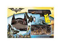 Игровой набор Бэтмен 236-19A пистолет, маска, плащ