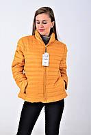 Куртка женская Zara пуховик размер L/XL верхняя одежда