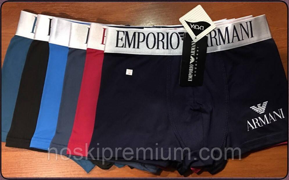 111398a7925c5 Трусы мужские боксеры хлопок с бамбуком Emporio Armani, ассорти, размер XL  (48), 03218, цена 46,20 грн., купить в Сумах — Prom.ua (ID#631576872)