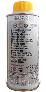 Тормозная жидкость Volkswagen DOT-4 (0,25л)