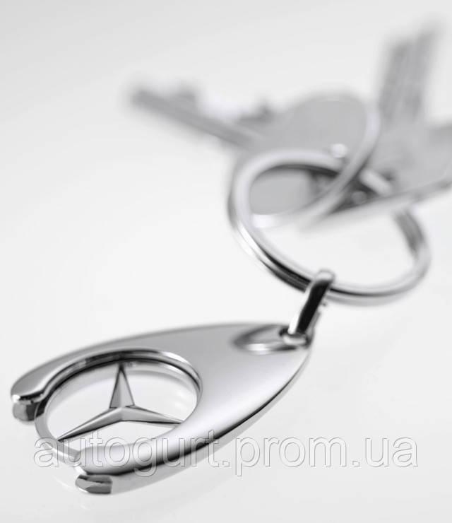 Брелок Mercedes-Benz Smart Metall Keyring