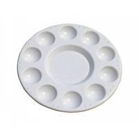 Палитра пластиковая круглая 17,8см 18408 D.K.ART&CRAFT