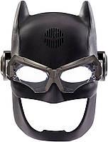 Интерактивная маска с очками Бэтмана меняющая голос