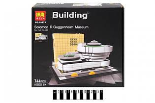 """Конструктор Бела 10679 Building """"Museum"""", 744 дет. Музей, Лондон"""