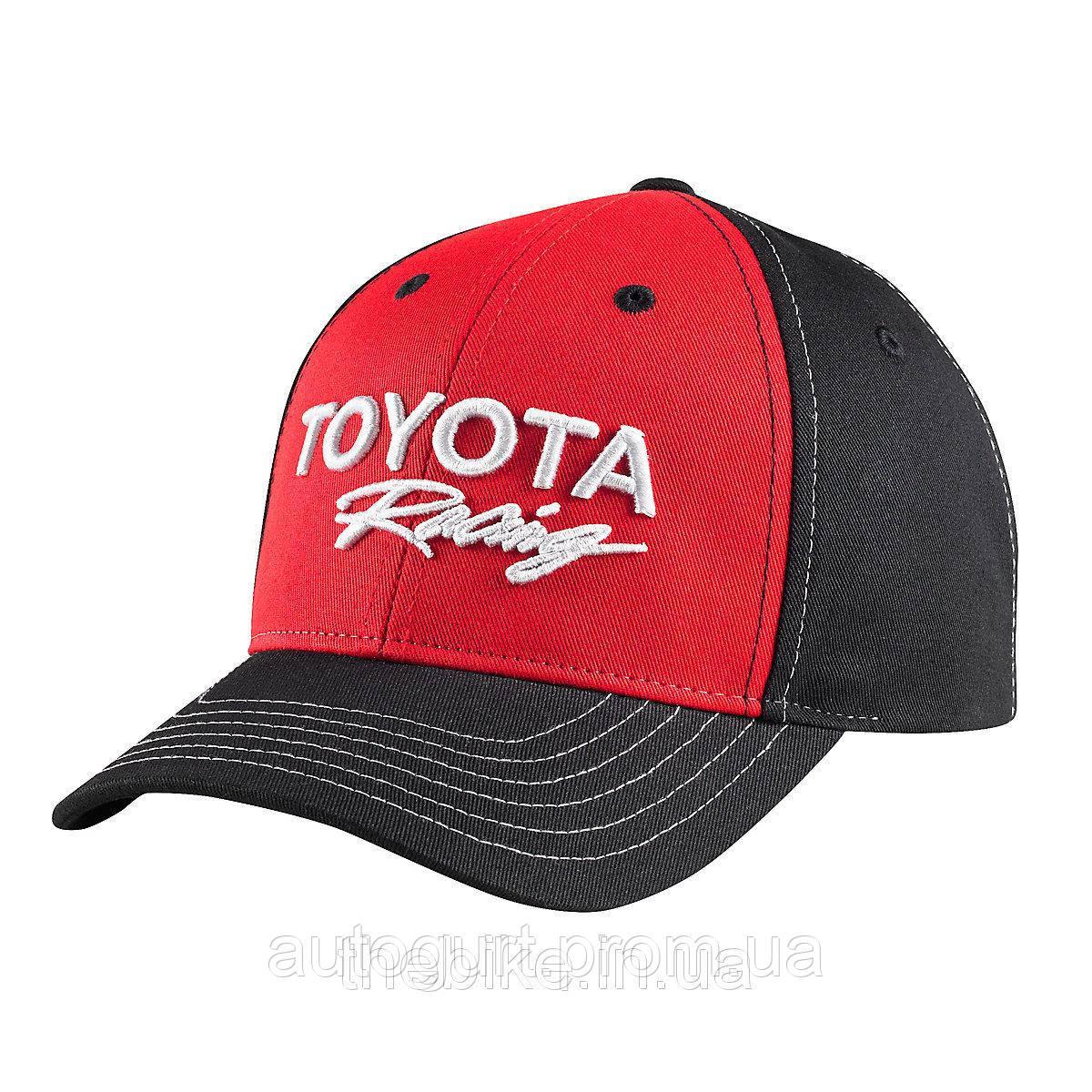 Бейсболка 3D Toyota Racing Cap