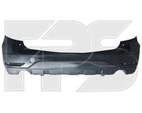 Бампер задний Subaru Forester Субару Форестер