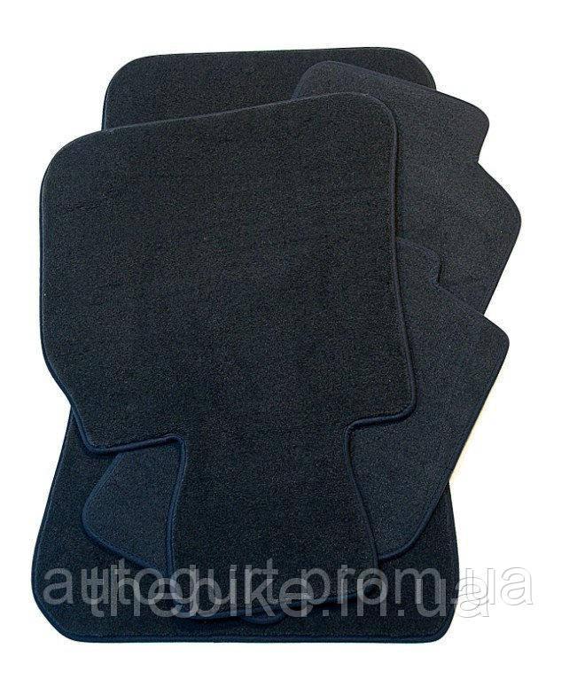Комплект оригинальных ковриков для BMW 1 (E88) 4 шт велюр