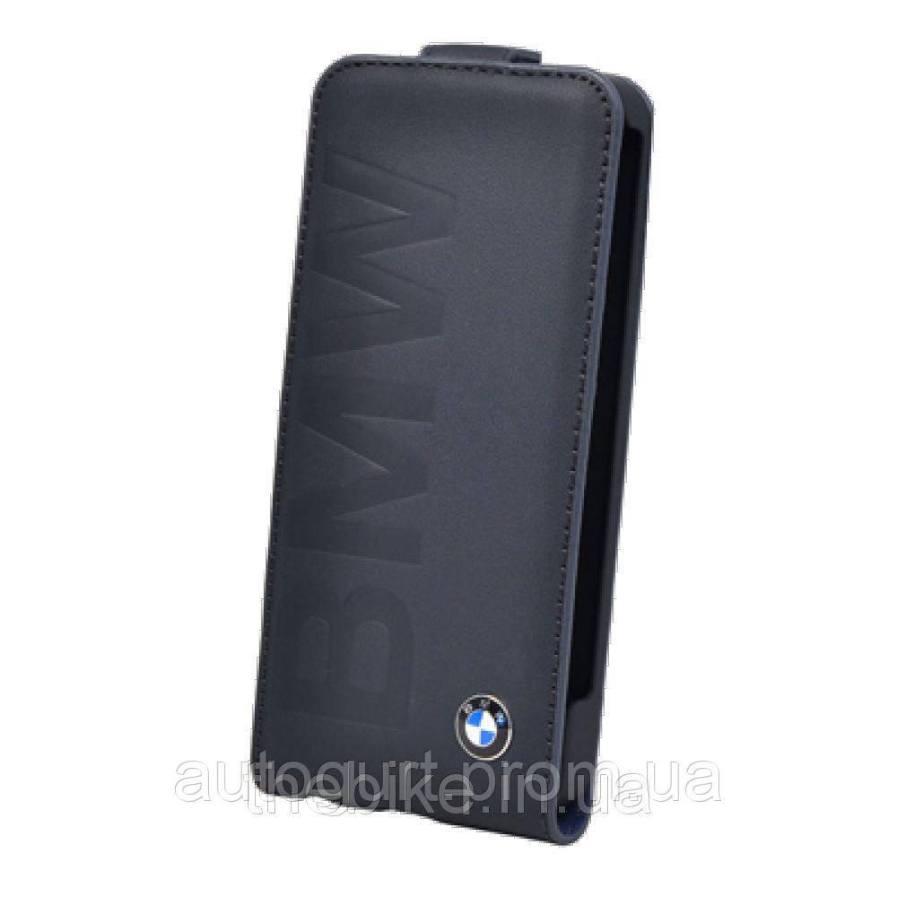 Чехол-флип для смартфона BMW iPhone 6 Logo Signature Flip Navy