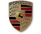 Наклейка герб Porsche Crest Sticker L