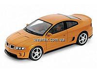 133009. Модель залізна Welly арт.22468W2005 PONTIAC GTO RAM AIR 6,  1:24 (Мультитойс)