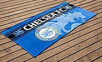 Велюровое полотенце Lotus пляжное Chelsea 75*150
