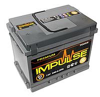 Аккумулятор автомобильный Impulse Premium 60AH L+ 600A